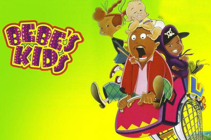anthony anderson jennifer hudson to star in disney remake of 90s film bebes kids today - Disney Bebe